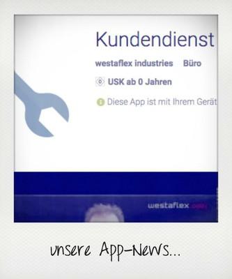 Kundendienst App