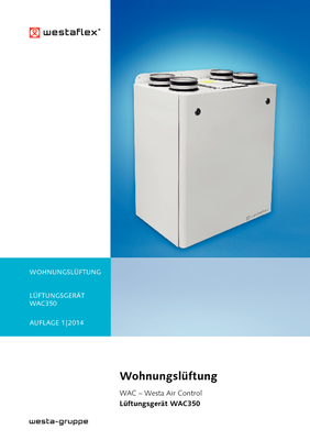 Techn. Information WAC350