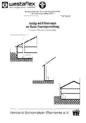 Auszüge und Erläuterungen zur Muster-Feuerungsverordnung