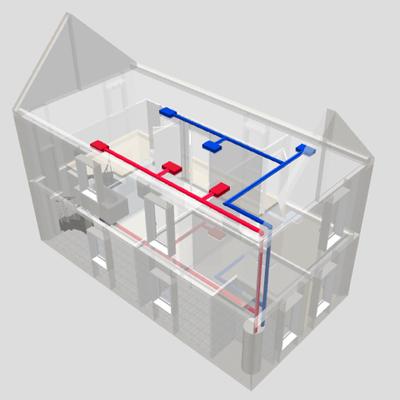 3D CAD Planung